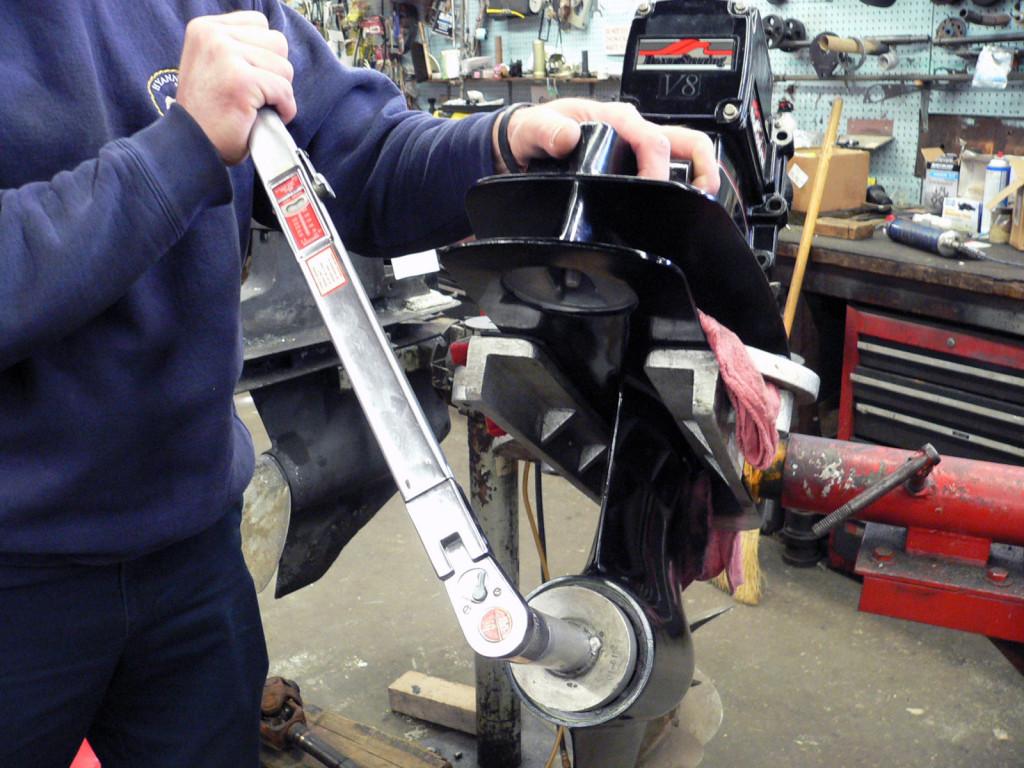 Sterndrive Repair | Boat Service & Engine Repair | Cape Cod New